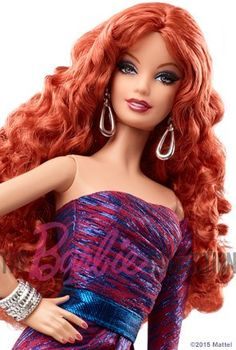 Shine Barbie Doll City