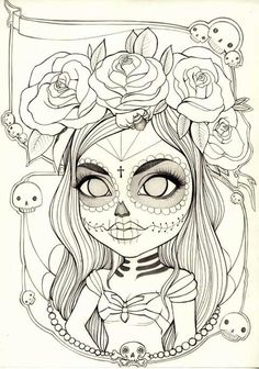 Sugar skull                                                                                                                                                                                 Más