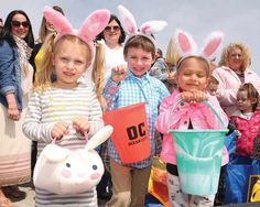 Ocean City Easter events 2015