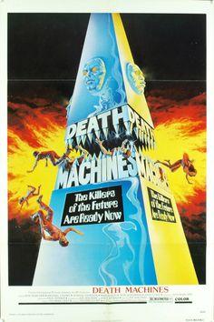 MovieArt Original Film Posters - DEATH MACHINES (1976) 2243, $30.00 (http://www.movieart.com/death-machines-1976-2243/)