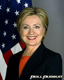 Hilary Clinton in the 2016 presidential race?