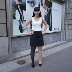 Zum Bericht: http://www.fashionpaper.ch/fashion/beldona-lingerie-show-in-zuerich/  #outfit #dress #wolford #wolfordfashion #tights #skirt #shirt #rhomberg #peterkaiser #pumps