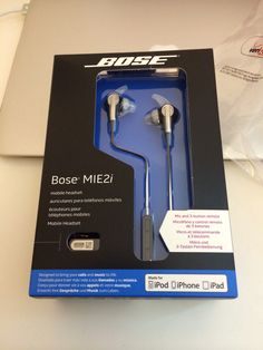 Bose MIE2i