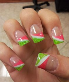 Get nails, love nails, how to do nails, gel nail art designs, fingernail . Fancy Nails, Love Nails, Diy Nails, Gorgeous Nails, Pretty Nails, Gel Nail Art Designs, Nagel Hacks, Manicure E Pedicure, Nagel Gel