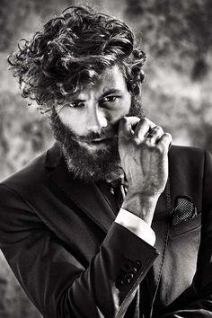 15 Curly Men Hair   Men Hairstyles