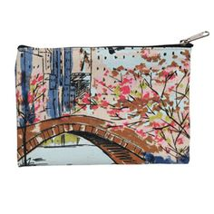 Vera Central Park Zip Case - Jewelry Rolls & Cosmetic Cases - Totes & Accessories - The Met Store