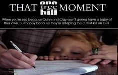 That one tree hill moment he is cute but not the cutest that would be Jamie