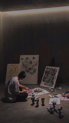 Chanyeol Cute, Park Chanyeol Exo, Kpop Exo, Chanyeol Wallpaper, Exo Album, Exo Lockscreen, Z Cam, Aesthetic Pastel Wallpaper, Exo Members