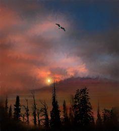 Landscape by peter holme iii