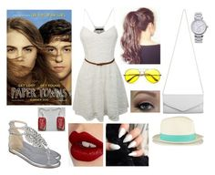 """""""Premiere of Paper Towns"""" by kattei ❤ liked on Polyvore"""