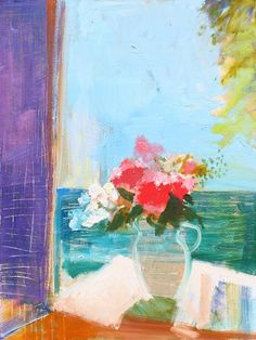 Hodgkins Vase by Melanie Park