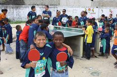 ITTF Peace And Sport Project