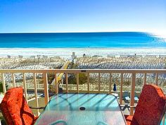 VRBO.com #3870086ha - Spring Special, Sea Oats 2/Bd - 2/BA, Direct Beachfront with Free Beach Service