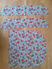 My Cotton Creations: Pioneer Bonnet Tutorial
