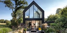 Black Barn Hugo Campion paysagiste Crayons des Jardins