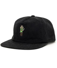 Channel your inner Blake Henderson in this Blake Relaxed snapback baseball  hat from Lakai X Workaholics ef5ee2997a8d