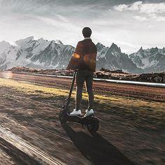 Elektroninen Potkulauta Cecotec Bongo Serie Z Off Road 25 km/h 110 – Egenkauppa Electric House, Electric Scooter, Aluminum Wheels, Offroad, Led, Products, Finding Nemo, Off Road, Gadget