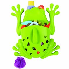 Gift - Boon Pod Bath Toy Scoop, Green Frog