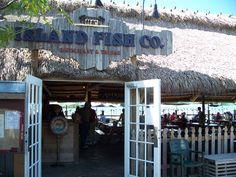 Island Fish Company on Key Marathon, Florida - great place to eat!