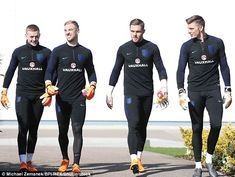 Jack Butland handed starting role for England against Italy -  Football Association confirm Jack Butland will be given chance to play vs Italy  Jordan Pickford impressed in England's 1-0 win over Holland on Friday night  The Stoke goalkeeper will be given a chance to earn his place in World Cup team  By Alex Martin For Mailonline  Published: 09:10 EDT 26 March 2018 | Updated: 09:26 EDT 26 March 2018  Jack Butland will be given the chance to audition for England's No 1 jersey at this summer's…