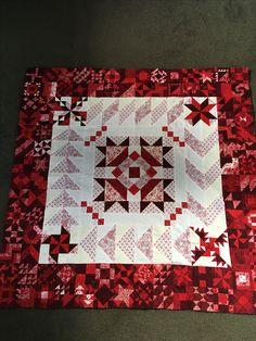 my challenge quilt so far
