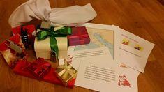 Escape room portatile per una lezione sul Natale