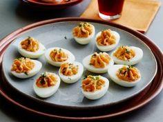 ... Sriracha Deviled Eggs on Pinterest | Deviled Eggs, Egg Recipes and