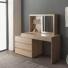 Bedroom Furniture Design, Bedroom Decor, Dressing Table Modern, Living Room Designs, House Design, Decorations, Interior Design, Store, Home Decor