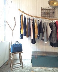 Sustainable fashion from The Keep Boutique, Brixton, London