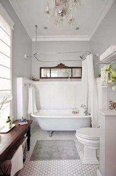 Cool Tiny House Bathroom Shower with Tub Ideas (33)