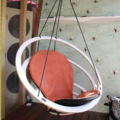 Outdoor Living, Hanging Seat, Garden Chair, from EcoCentric