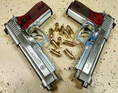 Two consecutive serial numbered Taurus PT 100's in 40 s&w