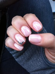Rose is my absolutely favorite! Nails
