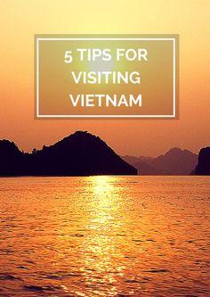 5 tips for visiting vietnam   #travel #traveltips #vietnam