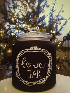 Express you feelings with Love Jar Love Jar, Drink Sleeves, Rustic, Interior, Diy, Vintage, Feelings, Decoration, Instagram