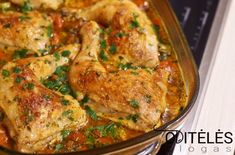 Lithuanian Recipes, Lithuanian Food, Chicken Recipes, Meat