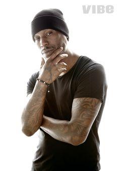 #Furious7's Tyrese poses at the digital cover shoot for VIBE Magazine. Read his full cover story: http://www.vibe.com/2015/03/digital-cover-tyrese-takes-furious-7-into-overdrive/