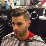 Side Haircut for Mens