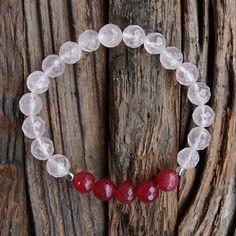 Gemstone bracelet / náramek z minerálů