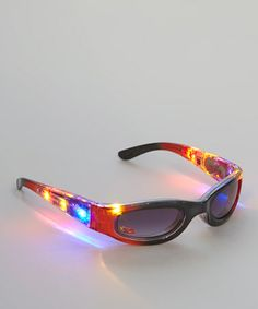 Take a look at this Red Cars Light-Up Sunglasses by Disney Pixar Cars on #zulily today!
