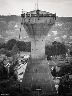Watertoren Charleroi
