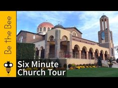 Be the Bee #113 | Six Minute Church Tour - YouTube
