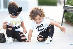 MODEL BEHAVIOUR, I ONLY DATE MODELS, MODEL STATUS - Sibling Shirt Ideas - Twin Shirt Ideas - Sparkle Baby Onesie