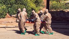 Quem usou o gás sarin na Síria?