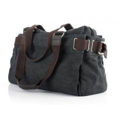 Mens shoulder bag, messenger purse