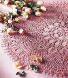 Crochet Art: Crochet Pattern Of Lace Doily - Gorgeous Doilies
