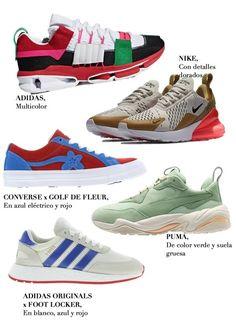 best sneakers 45ce0 885cf Comprobado  estas son las 5 zapatillas deportivas más molonas (y buscadas)  del momento