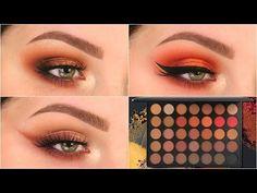 3 Looks 1 Palette | Morphe 35O2 - YouTube
