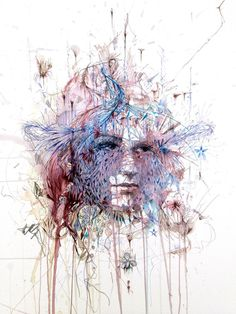 Carne Griffiths... We have this hanging in our house!