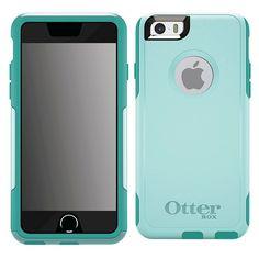 iPhone 6/6S Plus Case - Otterbox Commuter - Blue (44762TGR)